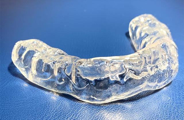 Gebit bescherming - van Aalst tandtechniek Hoeksche Waard